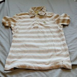 Abercrombie & Fitch size small muscle polo shirt